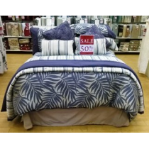 Larna Blue Bedding
