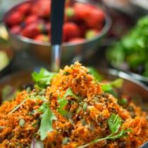 CARROT+CORIANDER Salad