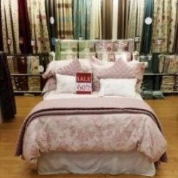 Beautiful Pink Bedding