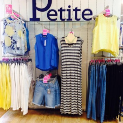 Petite Range of Ladies Stylish Clothing