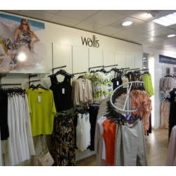 Wallis Sligo Clothes Layout