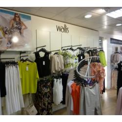 Wallis Sligo Clothes Layout